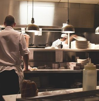 mantenimiento de cocina